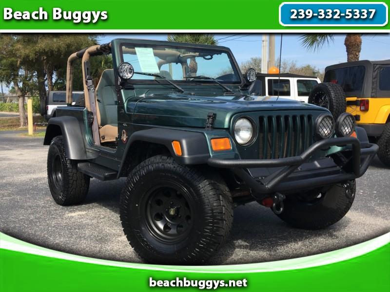 Photo 2001 Jeep Wrangler Sahara