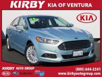 Used 2014 Ford Fusion Energi SE Luxury in Ventura, CA