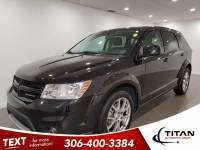 2013 Dodge Journey RT V6 AWD CAM Leather Sunroof 7 Pass