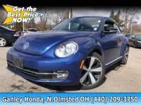 2012 Volkswagen Beetle 2.0 TSi Coupe