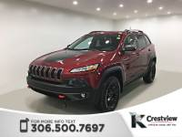 Certified Pre-Owned 2014 Jeep Cherokee Trailhawk 4x4 | Leather | Sunroof | Navigation 4WD Sport Utility
