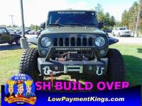 2015 Jeep Wrangler Unlimited Rubicon SUV 4WD