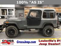 PRE-OWNED 1983 JEEP CJ-7 CJ-7 4WD