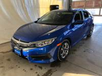 Certified Pre-Owned 2017 Honda Civic LX in Anchorage, AK