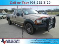 Used 2000 Ford Super Duty F-250 XLT Pickup