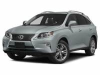 Pre-Owned 2014 LEXUS RX 350 FWD SUV in Jackson MS