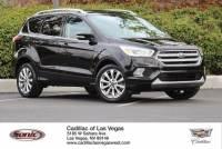 Pre-Owned 2017 Ford Escape Titanium 4WD