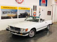 1989 Mercedes Benz 560 SL -FINAL YEAR ICONIC ROADSTER/CONVERTIBLE-VIDEO
