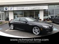 Certified 2016 BMW 640i i A8 in Richmond VA