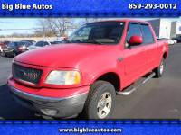 2003 Ford F-150 King Ranch SuperCrew 4WD