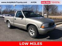 Pre-Owned 1999 GMC Sonoma SL RWD 2D Standard Cab