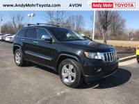 Pre-Owned 2011 Jeep Grand Cherokee Limited 4WD 4D Sport Utility