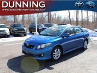Certified Pre-Owned 2009 Toyota Corolla S For Sale In Ann Arbor