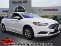 Used 2017 Ford Fusion SE Sedan For Sale in Little Falls NJ