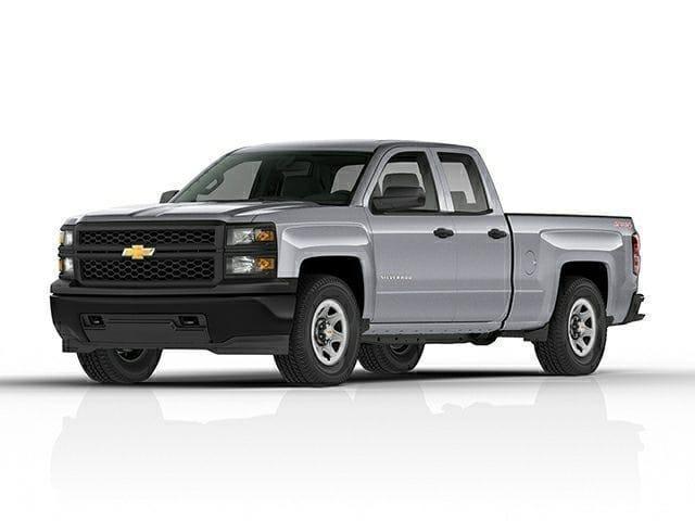Photo 2014 Chevrolet Silverado 1500 LT Truck Double Cab 4x4 For Sale  Jackson, MI