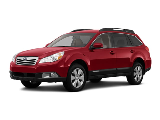 Photo 2012 Subaru Outback AWD Premium wHeated Leather Seats