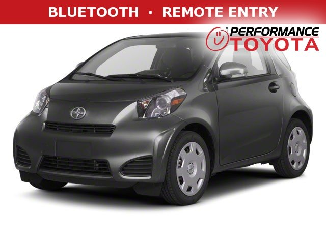 Photo 2012 Scion iQ CVT-I Hatchback