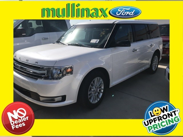 Photo Used 2018 Ford Flex SEL W Multi Panel Vista Roof, 2ND ROW Bucket Seat SUV V-6 cyl in Kissimmee, FL