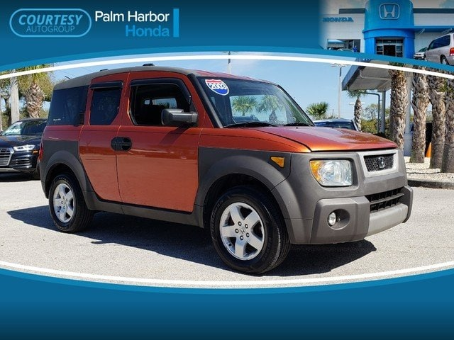 Photo Pre-Owned 2003 Honda Element EX SUV in Tampa FL