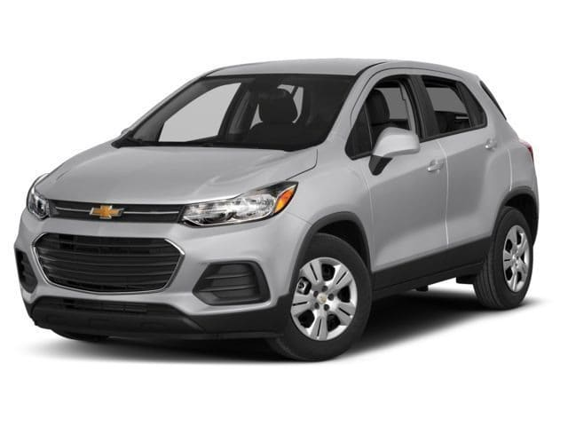 Photo Used 2018 Chevrolet Trax LS SUV For Sale in Shelby MI