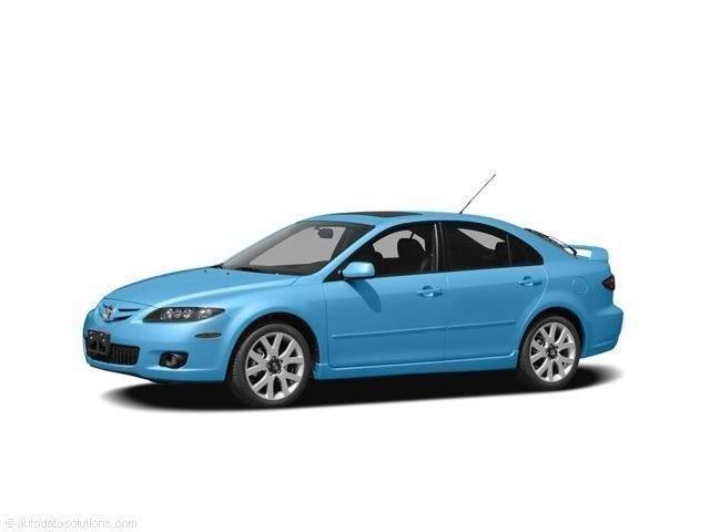 Photo 2006 Mazda Mazda6 s Hatchback Front-wheel Drive