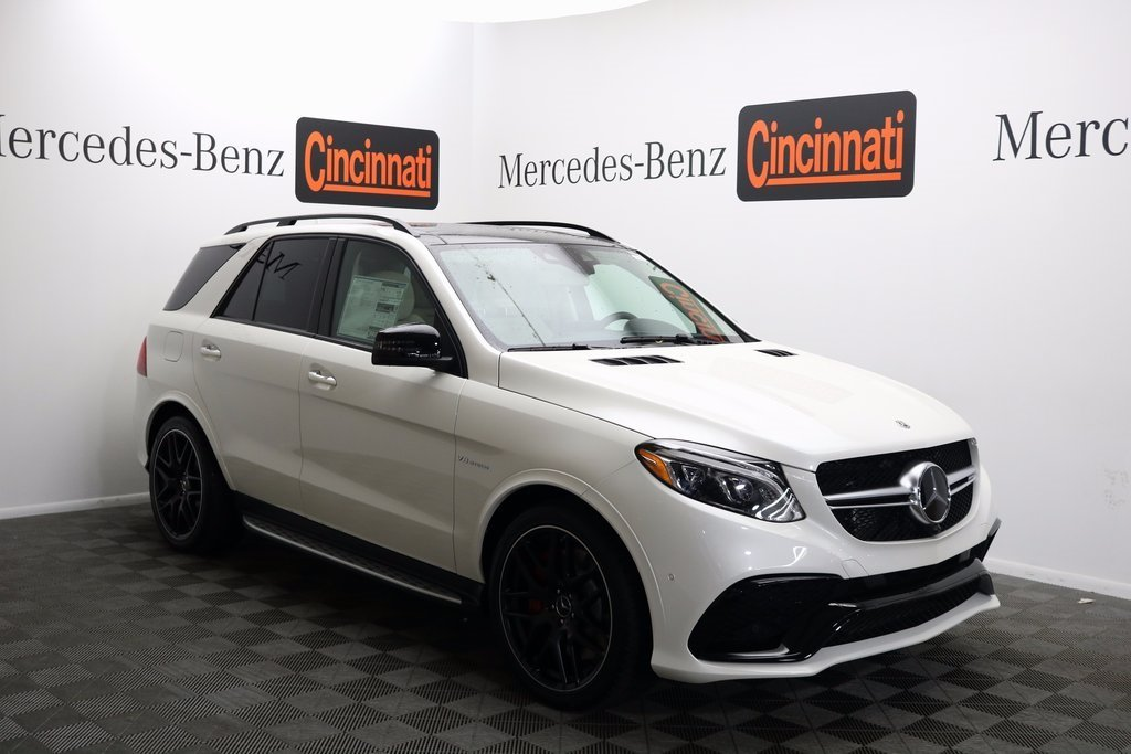 Photo Pre-Owned 2017 Mercedes-Benz GLE 63 S AMG 4MATIC SUV GLE