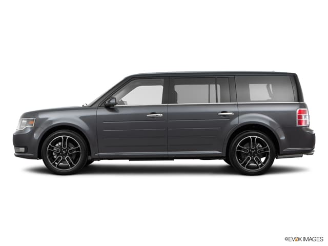 Photo Pre-Owned 2015 Ford Flex SEL SEL FWD 6 in PlanoDallasFort Worth TX
