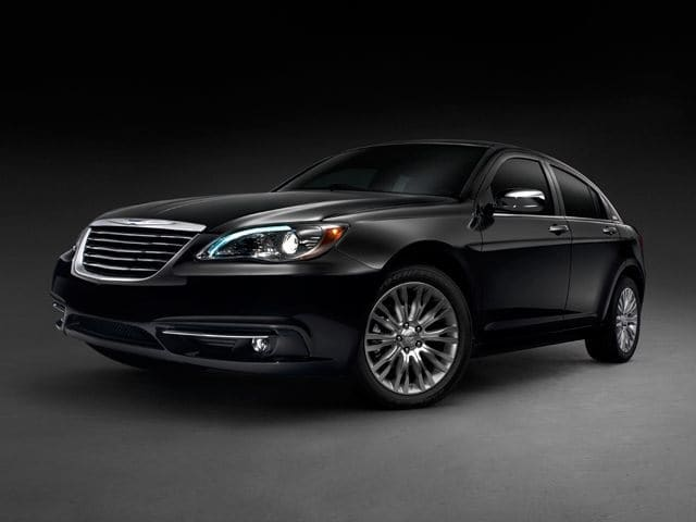 Photo 2012 Chrysler 200 For Sale in Erie PA