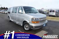 Pre-Owned 2010 Chevrolet Conversion Van Express RWD Low-Top