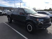 Used 2014 Ford F-150 ROUSH 4WD SuperCrew SVT Raptor 590 HP LEATHER SUNROOF Pickup