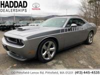 Certified Used 2014 Dodge Challenger R/T in Pittsfield MA
