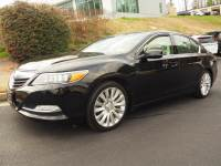 Used 2014 Acura RLX RLX with Advance Package Sedan in Athens, GA