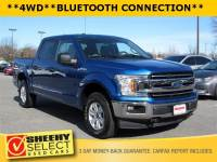 Used 2018 Ford F-150 XLT Truck SuperCrew Cab in Waldorf, MD