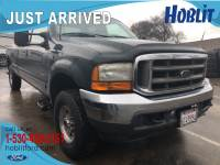 2001 Ford F-250SD XLT Crew Cab Long Bed 4x4 PowerStroke