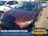 Used 2015 Ford Fusion Titanium Sedan EcoBoost I4 GTDi DOHC Turbocharged VCT for Sale in Puyallup near Tacoma