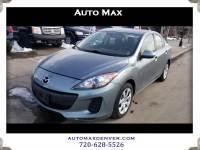 2013 Mazda MAZDA3 i Sport 4-Door