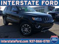 Used 2015 Jeep Grand Cherokee Limited SUV V6 24V VVT in Miamisburg, OH