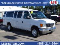 2007 Ford E-350 Super Duty XLT Wagon Extended Wagon