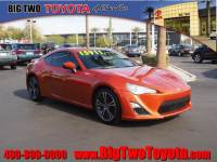 Certified Pre Owned 2015 Scion FR-S Coupe Coupe 6A for Sale in Chandler and Phoenix Metro Area