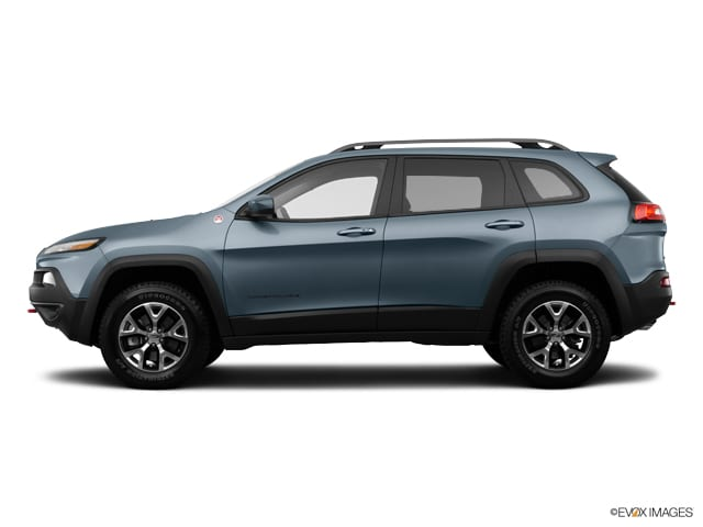 Photo Pre-Owned 2014 Jeep Cherokee Trailhawk 4x4 in Macomb, MI