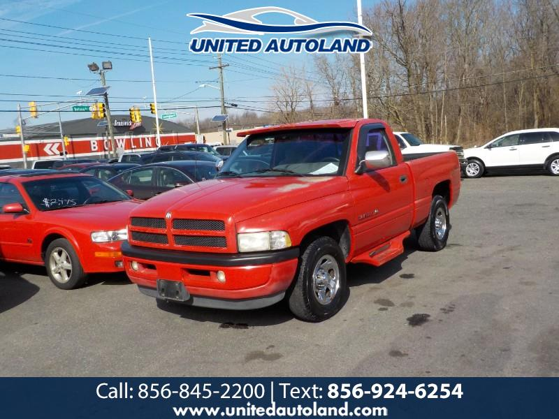 Photo 1995 Dodge Ram 1500 WS Reg. Cab 6.5-ft. Bed 2WD