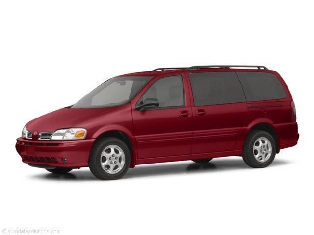 Photo Pre-Owned 2003 Oldsmobile Silhouette GL Van Passenger Van For Sale in Raleigh NC