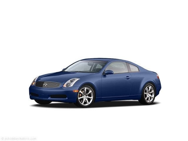 Photo Pre-Owned 2004 INFINITI G35 Coupe in Jacksonville FL