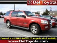 Used 2008 Ford Explorer XLT For Sale in Thorndale, PA | Near West Chester, Malvern, Coatesville, & Downingtown, PA | VIN: 1FMEU73E18UB00795