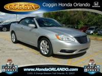 Pre-Owned 2012 Chrysler 200 Touring Convertible in Orlando FL