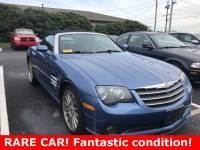 2005 Chrysler Crossfire SRT-6 Convertible