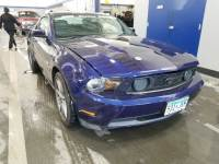 2012 Ford Mustang GT Premium Coupe V8 Ti-VCT 32V