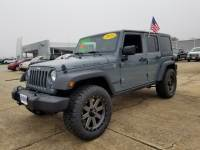 Pre-Owned 2015 Jeep Wrangler Unlimited Rubicon - LIFTED, 33'S, CLEAN CARFAX!! Four Wheel Drive Sport Utility