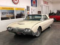 1962 Ford Thunderbird -AMERICAN CLASSIC-390 ENGINE-VIDEO