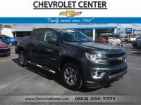 Certified Pre-Owned 2018 Chevrolet Colorado 2WD Z71 RWD Truck